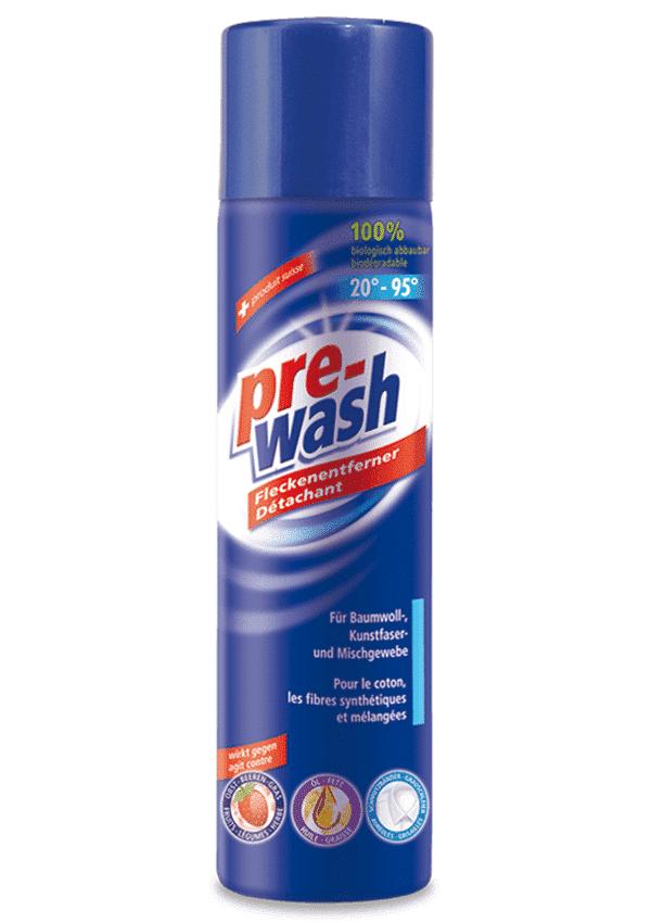 Détachant spray pre-wash