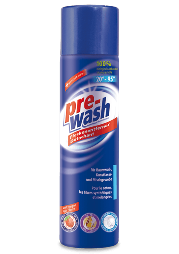 pre-wash Fleckenentferner Spray