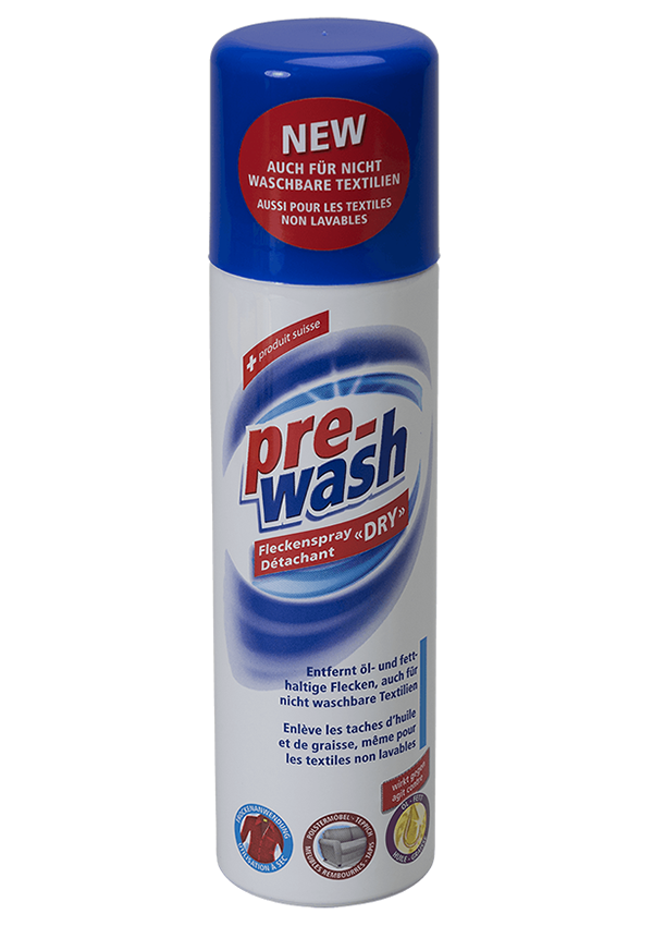 pre-wash Stain Remover «DRY»