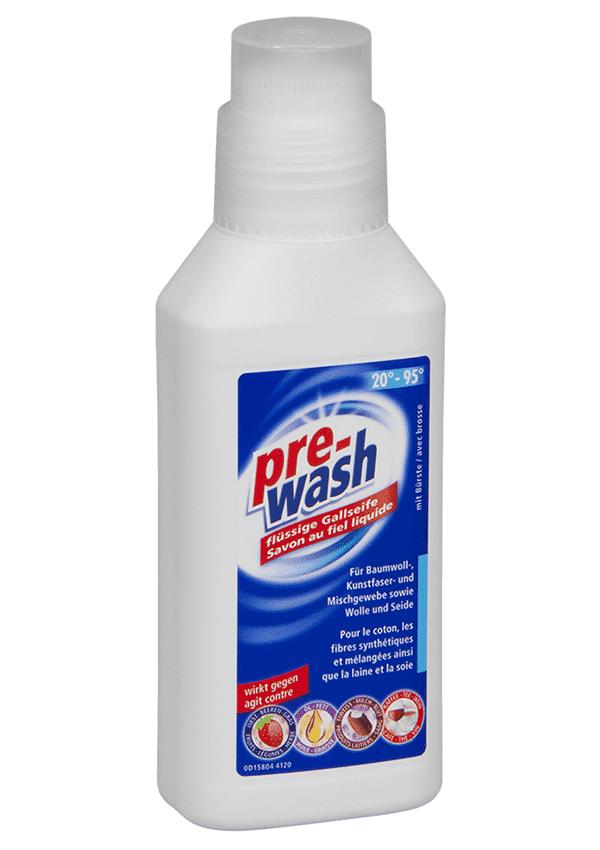 pre-wash flüssige Gallseife