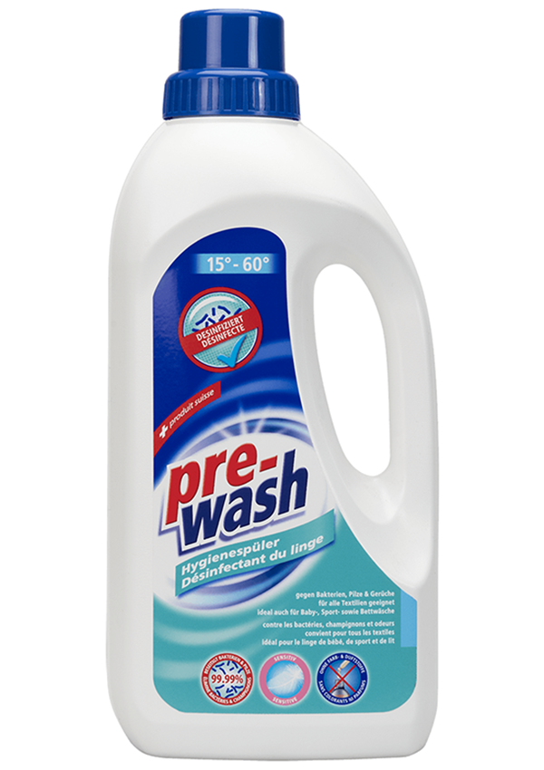 pre-wash Disinfectant hygienic