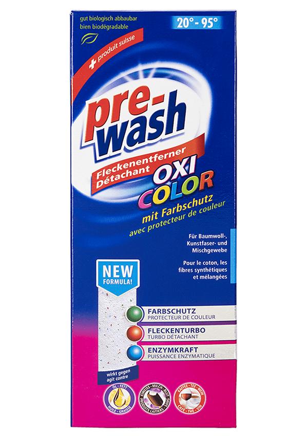 pre-wash Fleckenentferner OXI COLOR